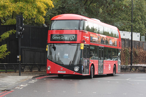Arriva London South LT349 LTZ1349