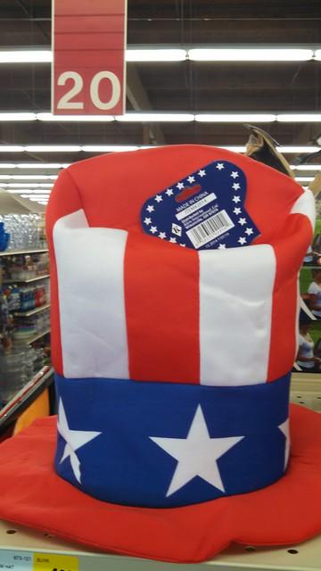 Shallow Patriotism