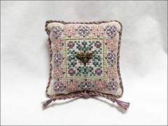 Potpourri pillow