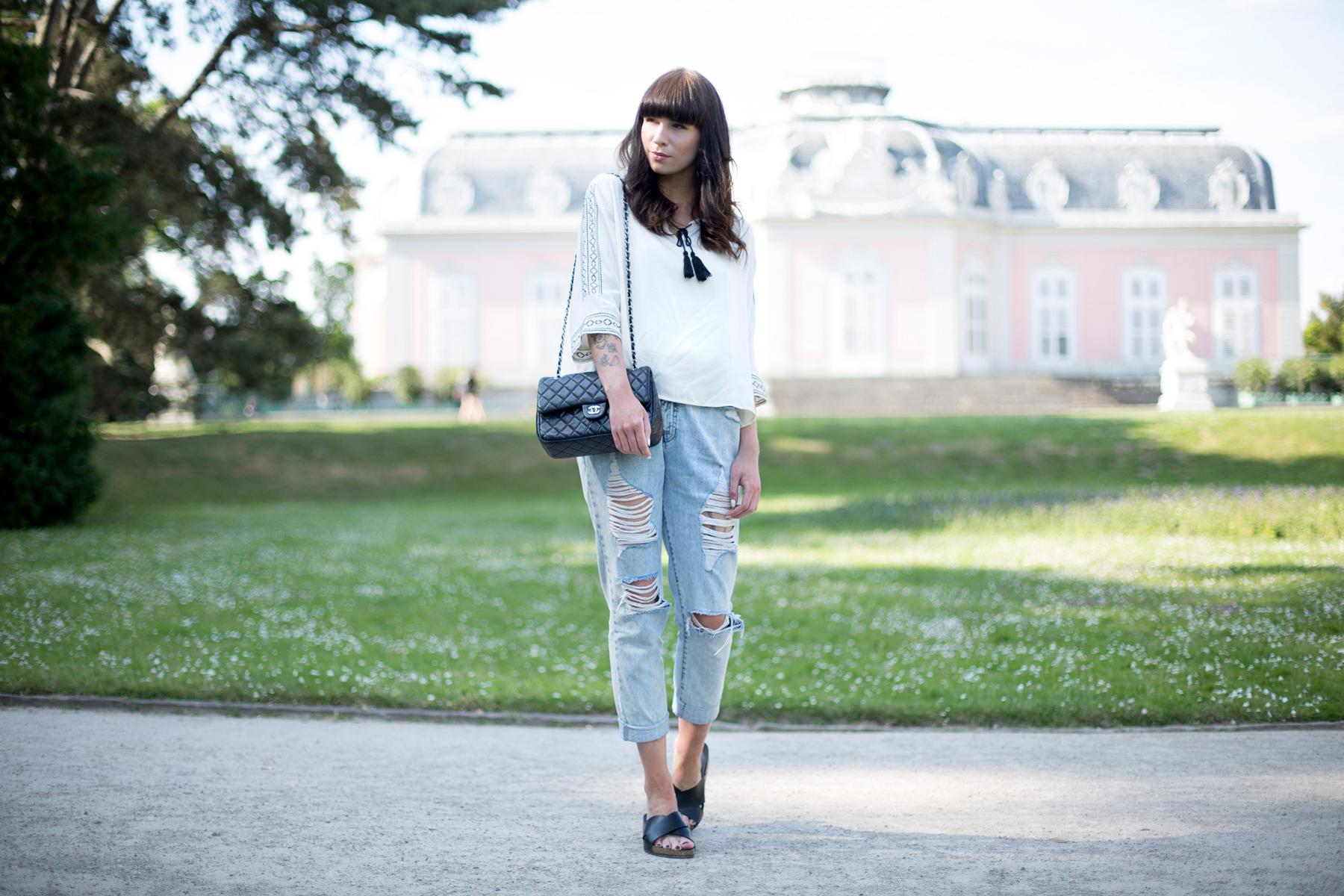 jeans girl ripped denim shopbop styling summer düsseldorf dusseldorf fashion blogger germany cats & dogs ricarda schernus 6
