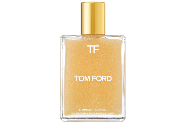 BES SUMMER SHIMMER OIL - TOM FORD SHIMMERING BODY OIL