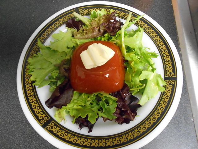 Barbecue Salad with Mayo