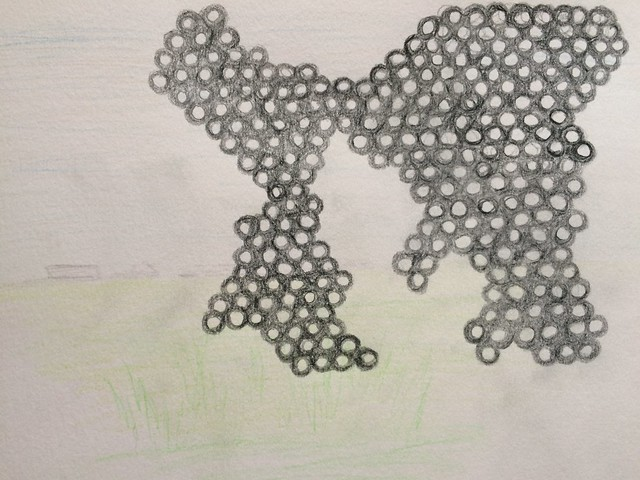 Concussion doodle
