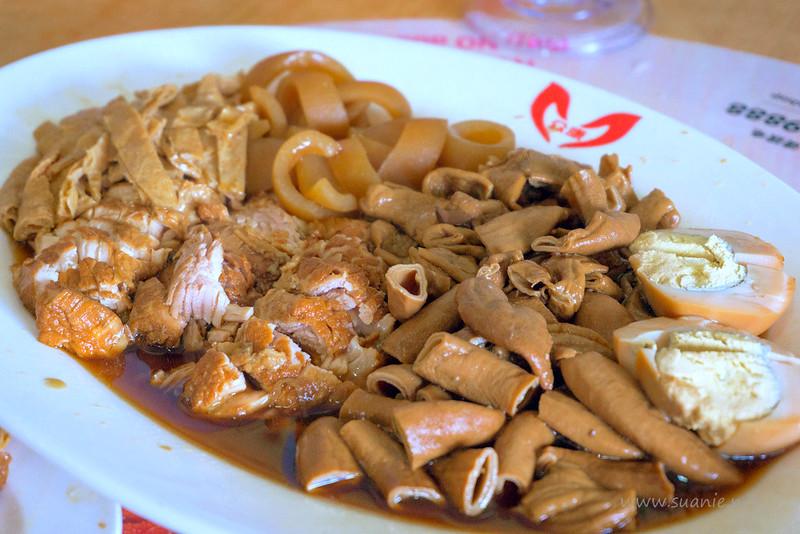 Soon Lai Batu Pahat - pork meat and pig organs