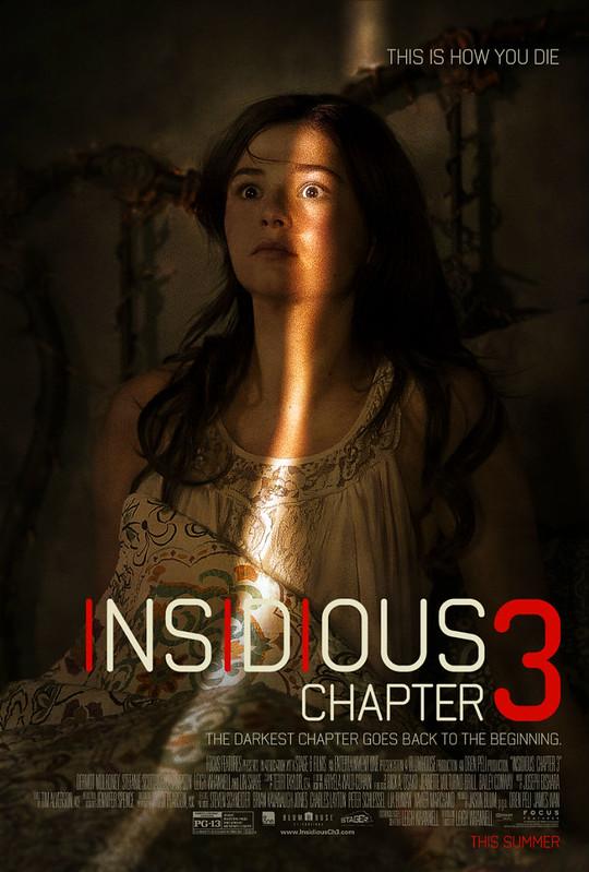 Quỷ Quyệt: Phần 3 - Insidious: Chapter 3(2015) [Phim Kinh Dị]