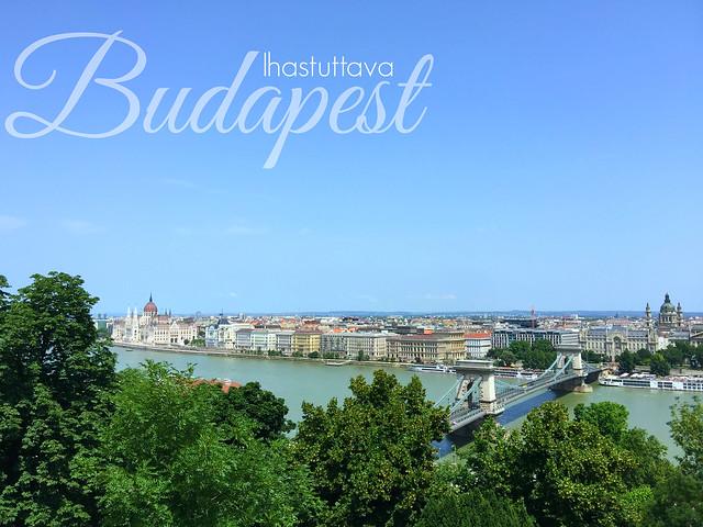 Budapestin sää ja nähtävyydet hurmaavat Kaikki Paketissa