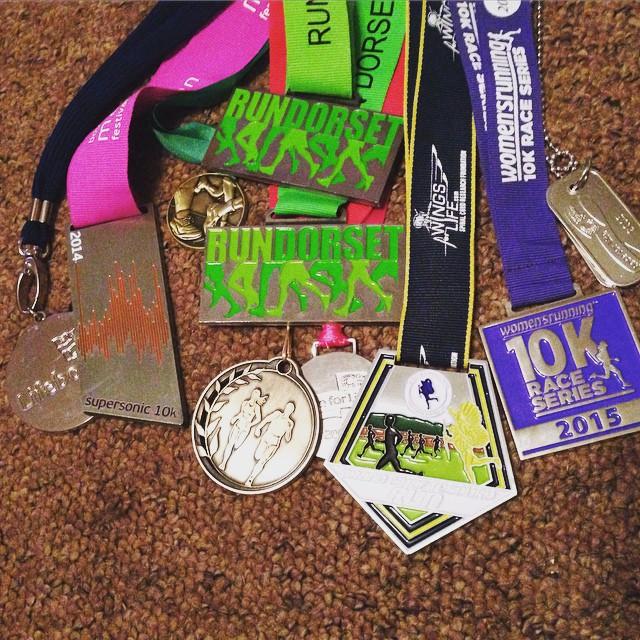 #blingwhore #running #medals