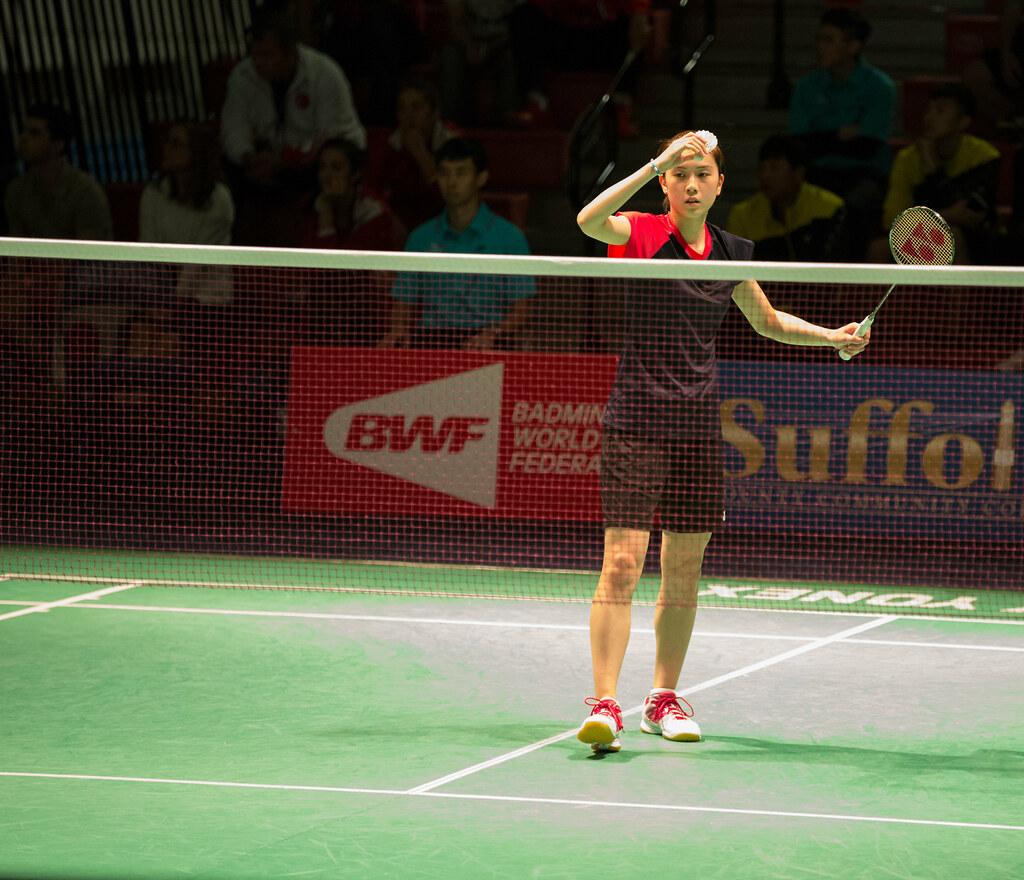 Aya Ohori US Badminton Open 2015 WS Round 2 Aya Ohori …