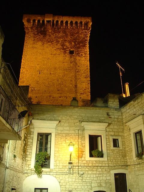 Rutigliano- Puglia Open Days 2015-Torre Normanna
