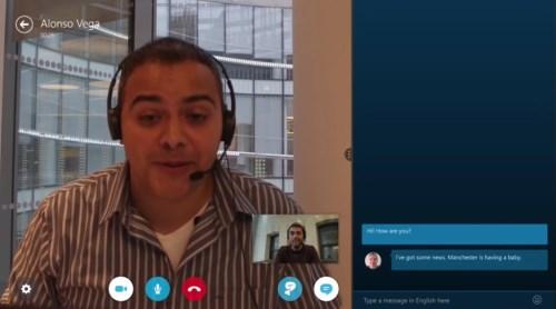 Skype Universal Translator