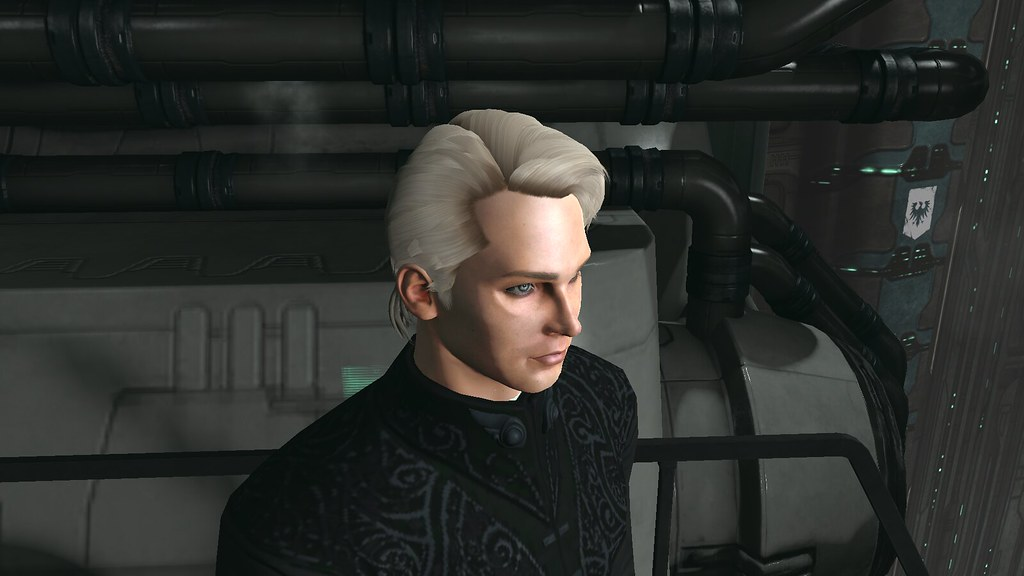 eve online character portrait boy 44 gallente captain s qu flickr