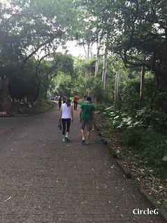 CIRCLEG 遊記 香港 屯門 菠蘿山 良景邨 日落  (14)