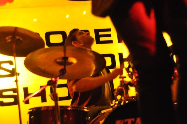 Videoman at Bar Robo
