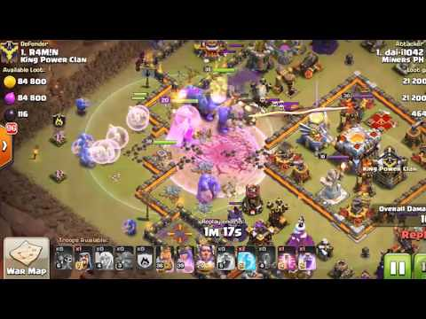 Clash Of Clan 3 Star Attacks On Th 11 With Bowler On This Flickr