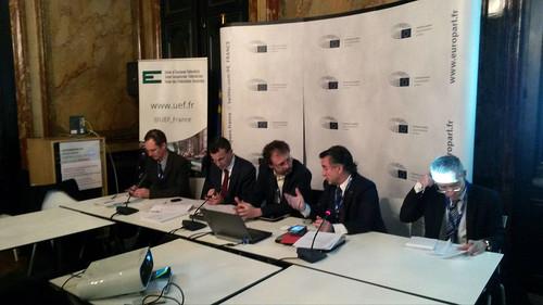Conférence-débat «Europe & Innovation»