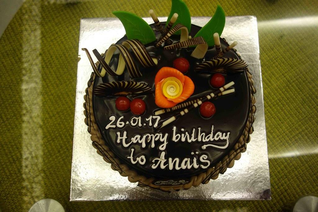Birthday Anais