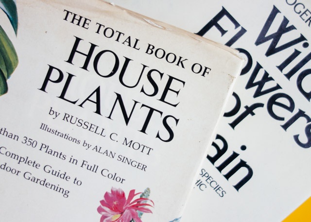 the total book of house plants