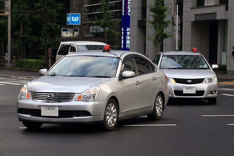 Saitama Prefectural Police & MPD