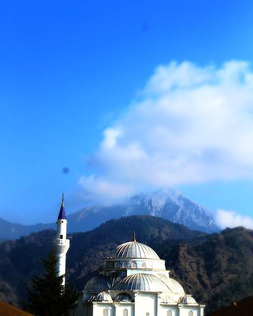 Mosque, Cirali