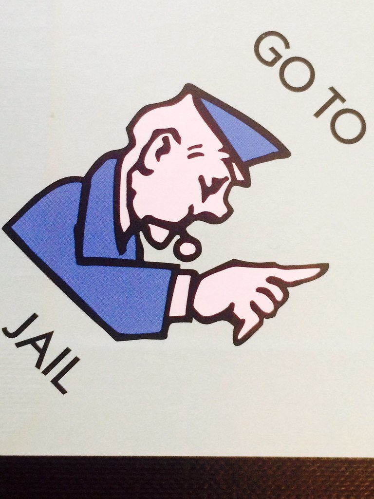 Go To Jail Monopoly Board | Hi guys, If you would like to ...