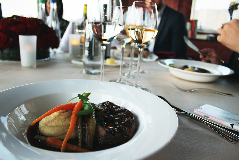 Mastercard Priceless London Dinner Braised Beef