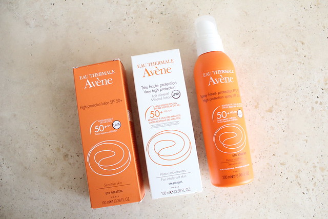 avene Very High Protection Mineral Lotion SPF 50+ review