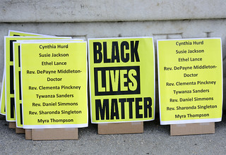DC Vigil For Charleston Murders 1