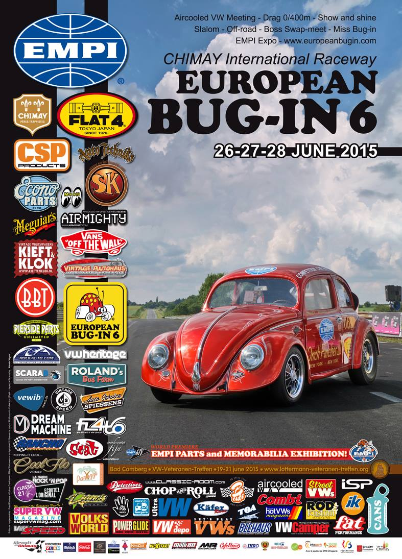 European Bug-In 6