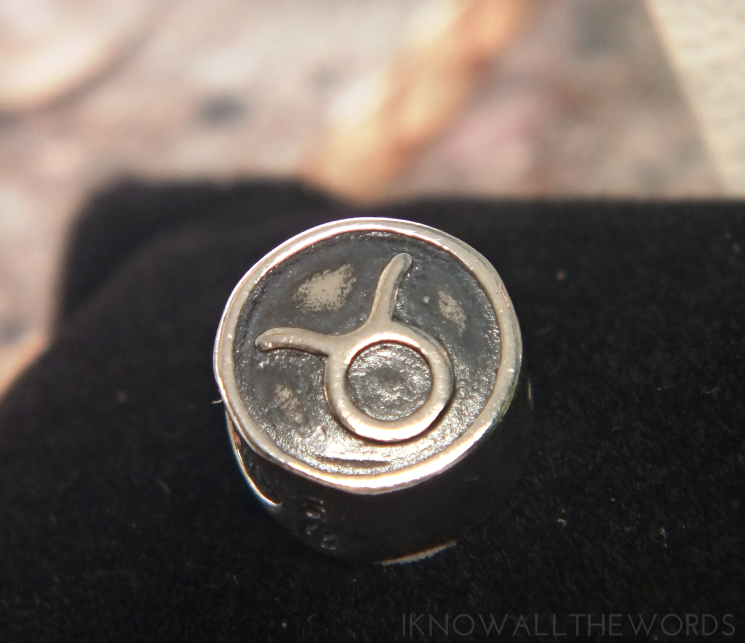 soufeel review Taurus Charm 925 Sterling Silver