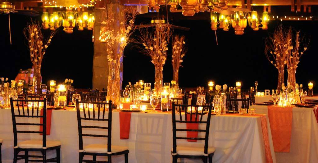 Wedding Ceremony And Reception Combined Ideas Picture