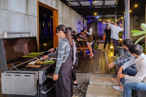 [推薦] 2016鳳凰花開畢業烤肉趴在台南媜13汽車旅館風光歡送學長姐 (8)