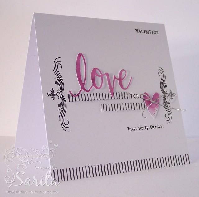 Valentine's card 3c