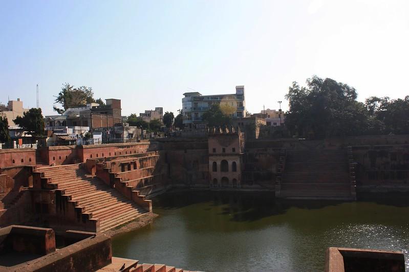 Матхура, Индия, баори