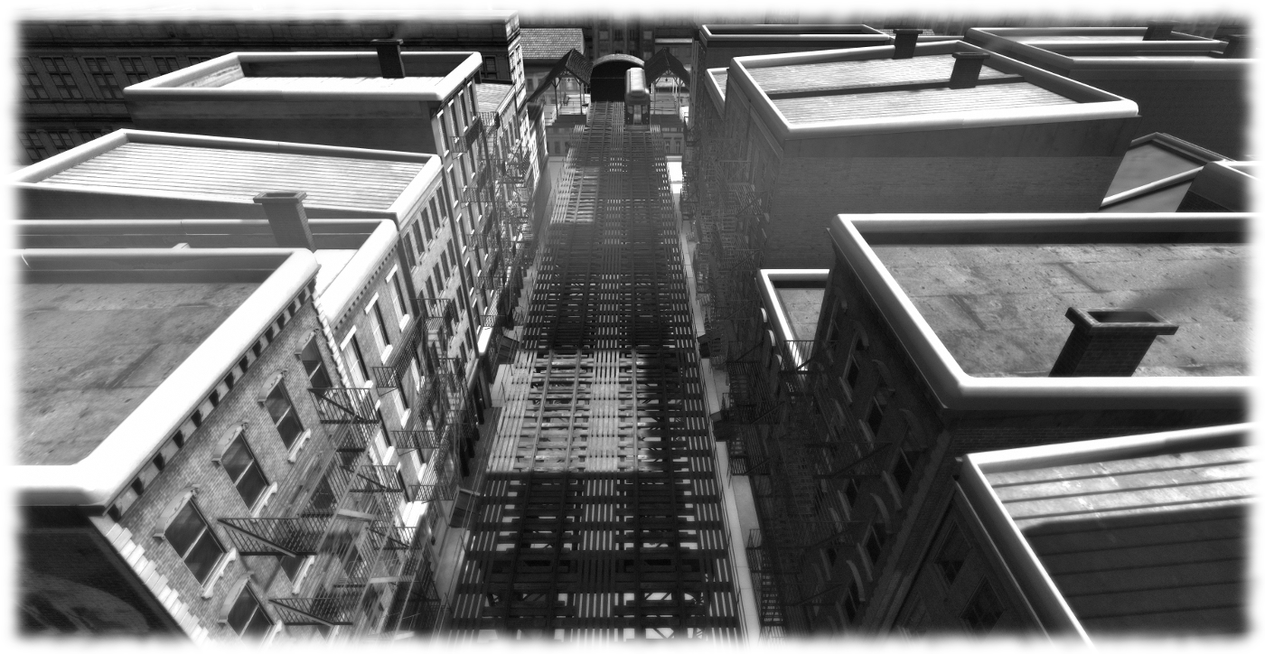 ... in the 1920s New York