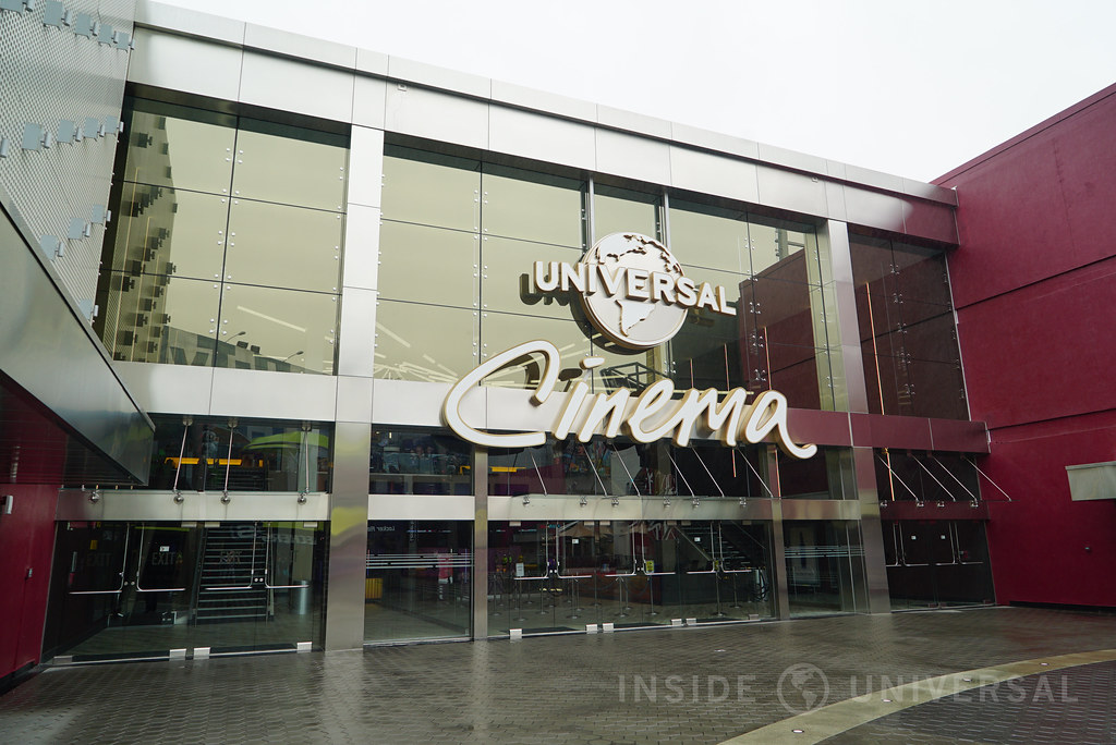 The story behind the new Universal Cinema at CityWalk Hollywood