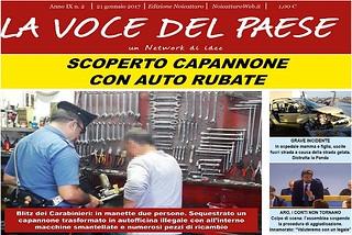 Noicattaro. Prima pagina n. 2-2017 front