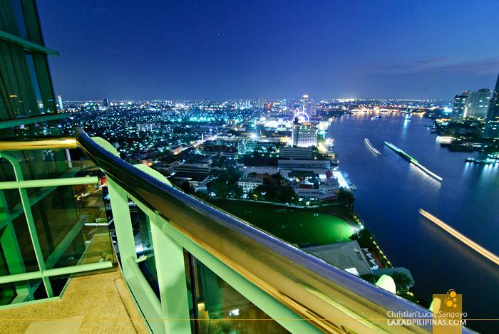 Chatrium Hotel Riverside in Bangkok Thailand