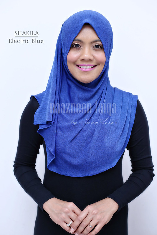 Shakila (Electric Blue)