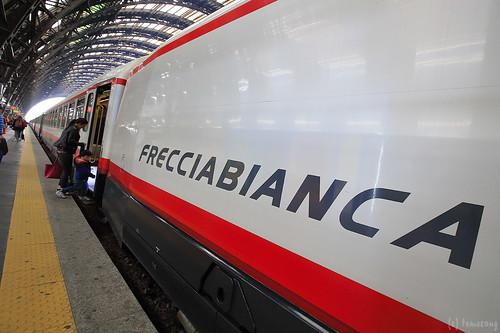 [Italy 2015] Frecciabianca