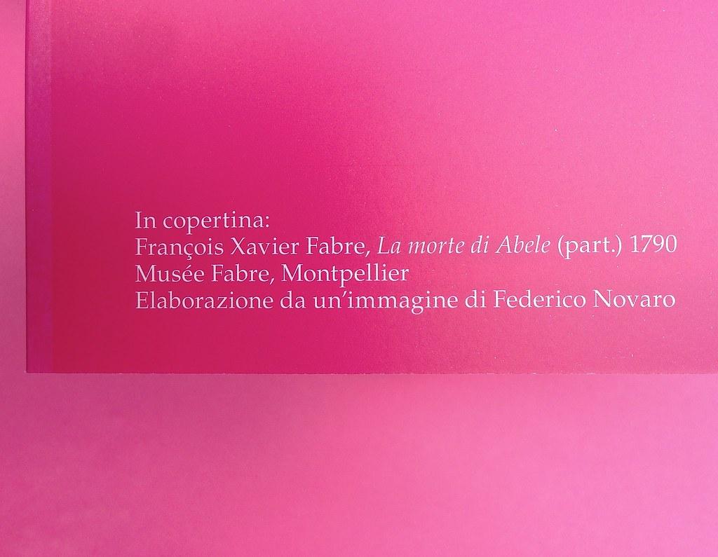 Alberto Milazzo, Uomini e insetti. Mondadori 2015. Art director Giacomo Callo; graphic designer Andrea Geremia. Bandella di copertina (part.), 1