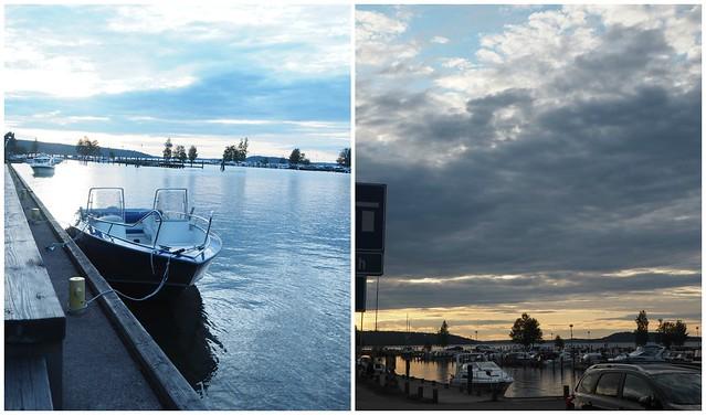 vesijärvi1, lahti, satama, vesijärvi, ilta, kesä, kaunis, juhannus, laivat, boat, lake, summer, midsummer, night, beautiful, maisema, landscape,