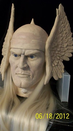 BrazenMonkey costume design and sculpting by John Marks - Thor