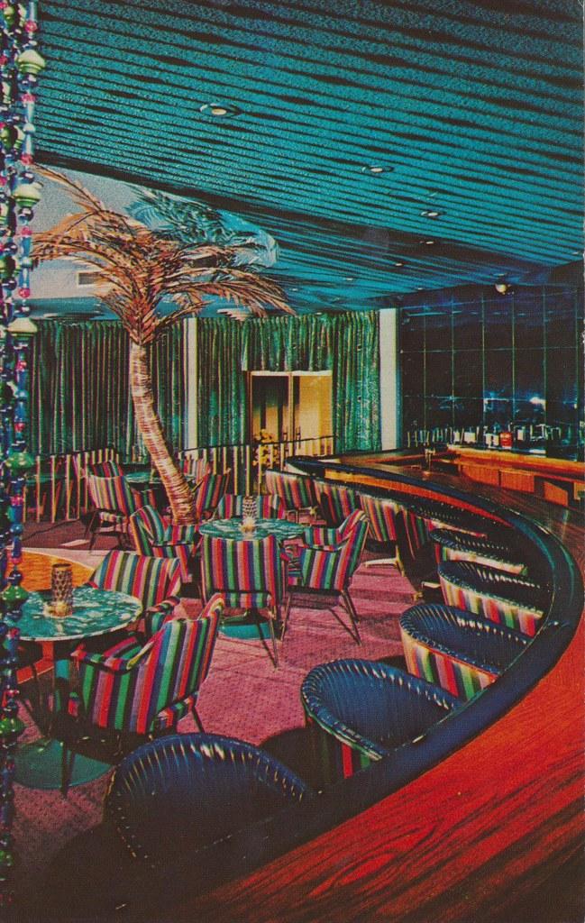 Manger Motor Inn Purple Tree Lounge - Tampa, Florida