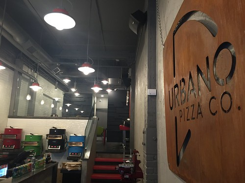 Urbano Pizza Co.