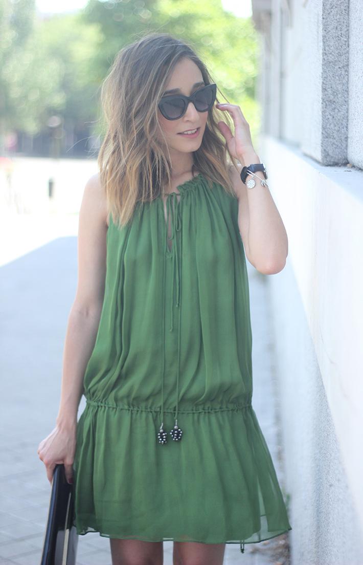 Green Dress13