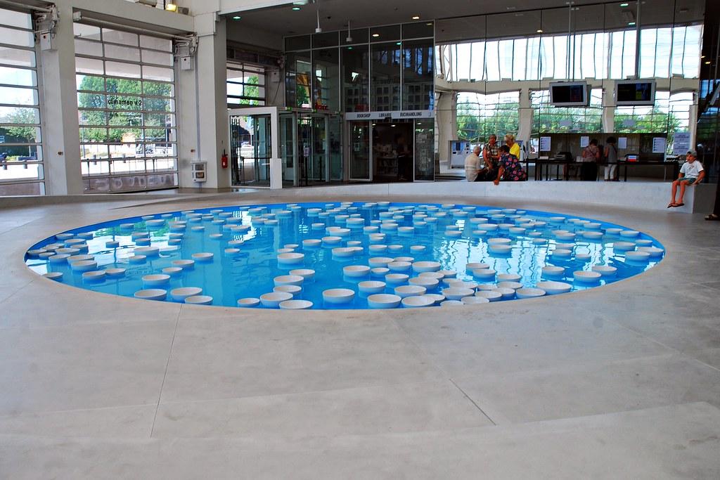 10 Centre Pompidou Metz C 233 Leste Boursier Mougenot Clinam Flickr