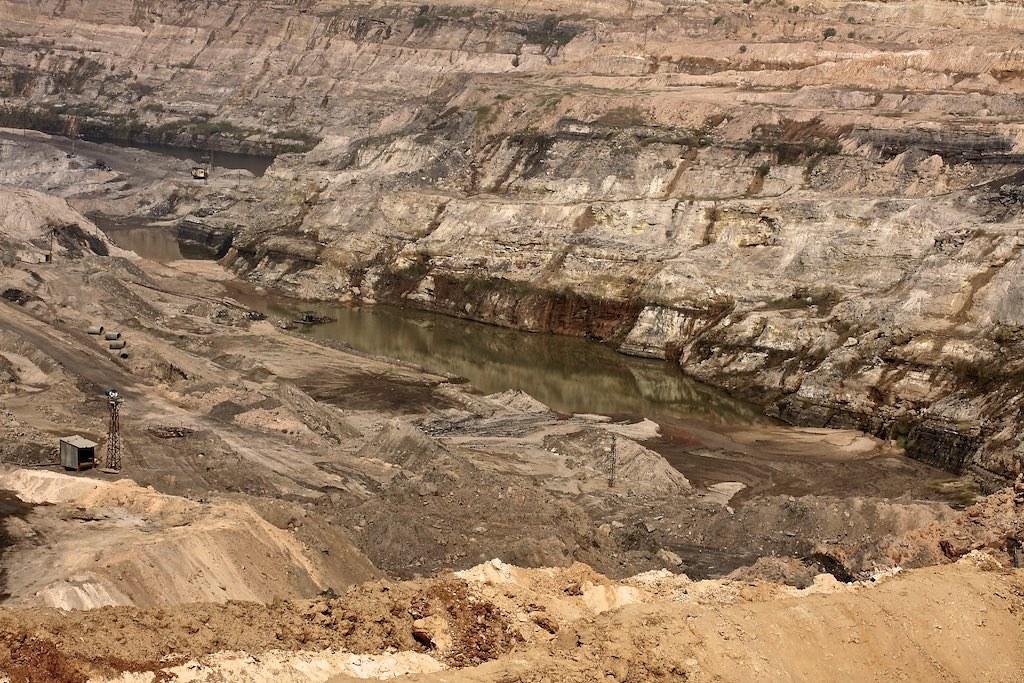 1885: Coal Mining: Tadoba-Andhari Tiger Reserve