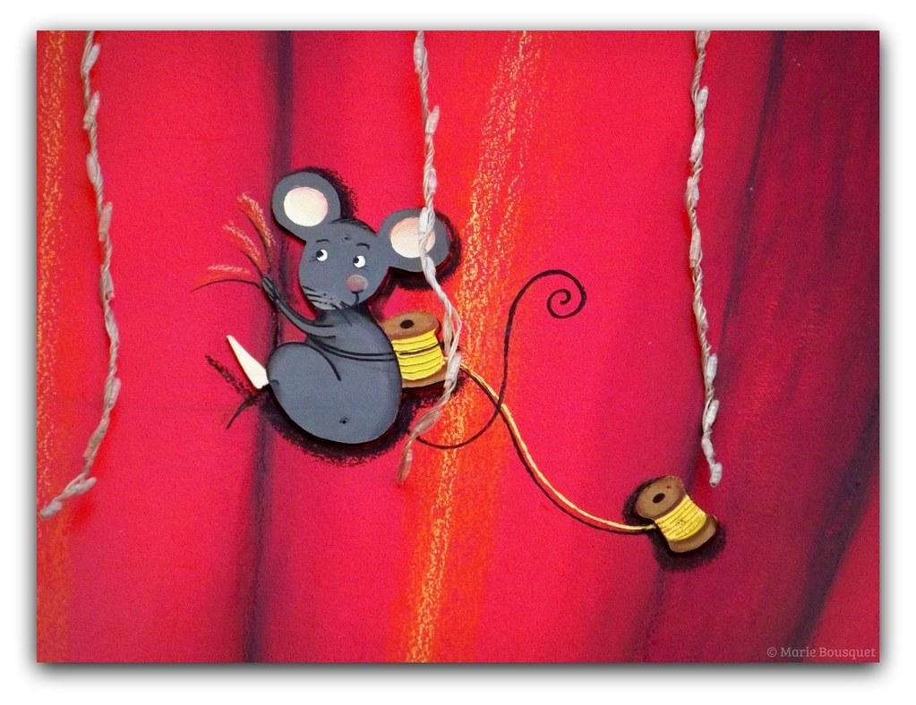 D tail du rideau d coratif de no l de la porte de la vieil for Rideau decoratif porte