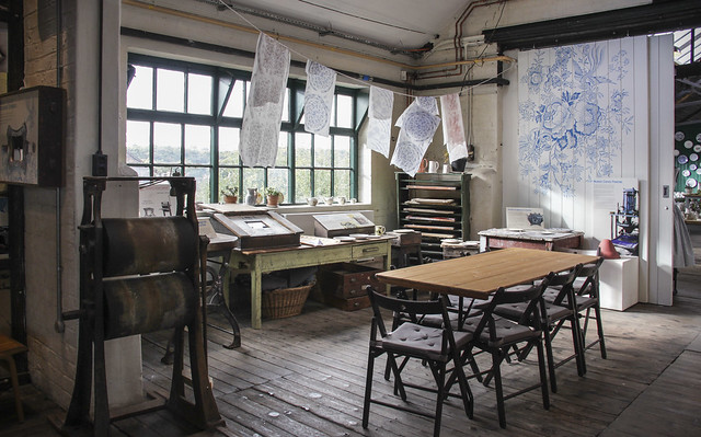 Museum - Middleport Pottery