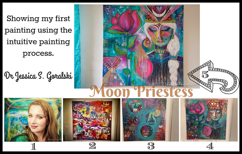Moon Priestess Intuitive Process